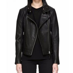 Make an Offer! Mackage Leather Motorcycle Jacket